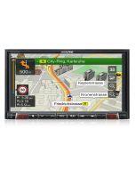 Autoradio GPS ALPINE INE-W710DC