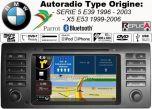 Autoradio GPS REPLICA Z-BMWE39