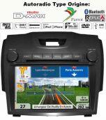 Autoradio GPS REPLICA Z-DMAX
