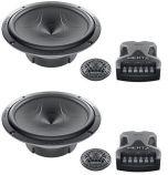 Haut parleurs 16.5 cm HERTZ AUDIO ESK165.5