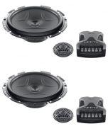 Haut parleurs 16.5 cm HERTZ AUDIO ESKF165.5