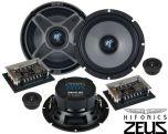 Haut parleurs 16.5 cm HIFONICS ZSI-6.2C