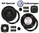Haut parleurs sur mesure MB QUART QM-200.3GOLFV