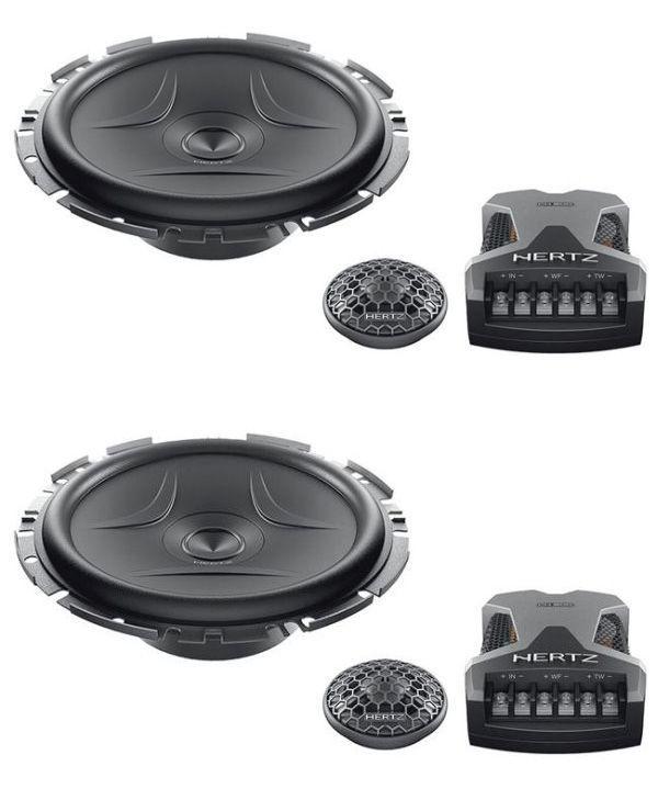 eskf165 5 haut parleurs 16 5 cm hertz audio eskf165 5 sebasto autoradio. Black Bedroom Furniture Sets. Home Design Ideas