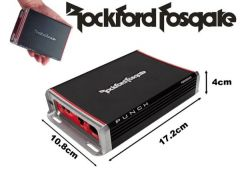 Amplificateur 2 canaux ROCKFORD PBR300X2