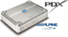Amplificateur 4 canaux ALPINE PDX-4.100M