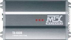 Amplificateur 4 canaux MTX TX480D