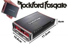 Amplificateur 4 canaux ROCKFORD PBR300X4
