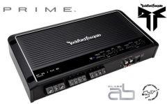 Amplificateur 4 canaux ROCKFORD R300X4