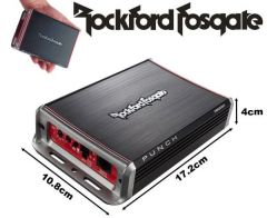 Amplificateur Mono ROCKFORD PBR300X1