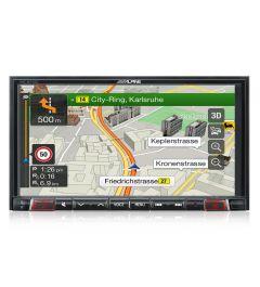 Autoradio GPS ALPINE INE-W710D
