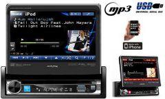 Autoradio GPS ALPINE IVA-D511RB