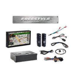 Autoradio GPS ALPINE X701D-F