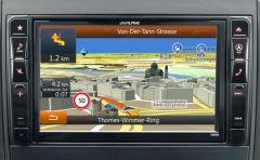 Autoradio GPS ALPINE X800D-V447