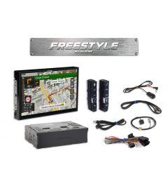 Autoradio GPS ALPINE X902DC-F