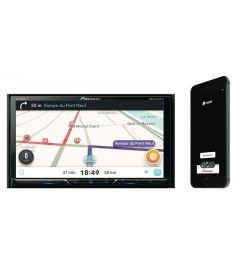 Autoradio GPS PIONEER AVH-Z5000DAB