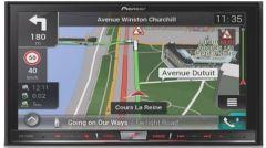 Autoradio GPS PIONEER AVIC-F80DAB