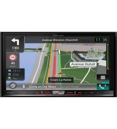 Autoradio GPS PIONEER AVIC-F88DAB