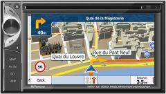 Autoradio GPS SEBASTO VM057E