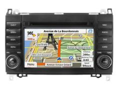 Autoradio GPS SEBASTO VM076EUROPE