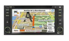 Autoradio GPS SEBASTO VM082EUROPE