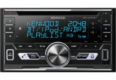 Autoradio KENWOOD DPX-5100BT