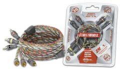 câbles RCA STREETWIRES ZNX1.3