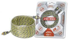câbles RCA STREETWIRES ZNX3.1