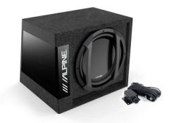 Caisson amplifie ALPINE SWD-355