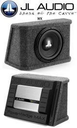 Caisson amplifie JL AUDIO PWM110-WXJX