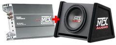 Caisson amplifie MTX RTP2000