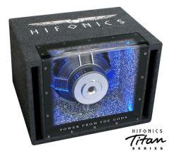 Caisson de basse HIFONICS TX10-BPI
