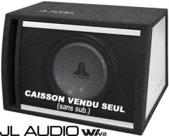 Caisson vide JL AUDIO CCP112EMPTY