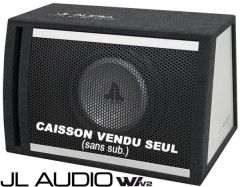 Caisson vide JL AUDIO CP110EMPTY