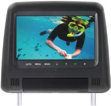 Écran vidéo SEBASTO VM150