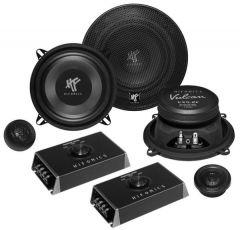Haut parleurs 13 cm HIFONICS VX-5.2C