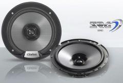Haut parleurs 16.5 cm CLARION SRG1713R