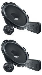 Haut parleurs 16.5 cm HERTZ AUDIO DSK170.3