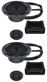 Haut parleurs 16.5 cm HERTZ AUDIO MLK165.3