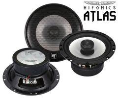 Haut parleurs 16.5 cm HIFONICS AS-62
