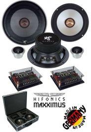 Haut parleurs 16.5 cm HIFONICS MX-6.2C