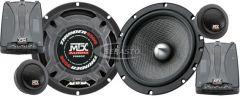 Haut parleurs 16.5 cm MTX T6S652