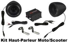 Haut parleurs 2 roues EMPHASER RXA100B