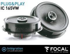 Haut parleurs sur mesure FOCAL IC165VW