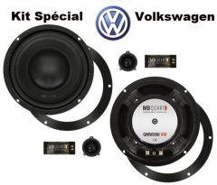 Haut parleurs sur mesure MB QUART QM-200VW