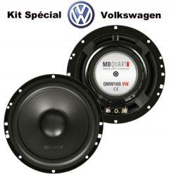 Haut parleurs sur mesure MB QUART QMW-165VW