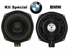 Haut parleurs sur mesure MB QUART QMW-200BMW