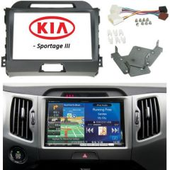 Kit integration INE-W928R ALPINE KIT-8KSB