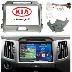 Kit integration INE-W928R ALPINE KIT-8KSG