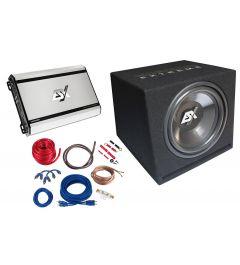 dbdd4bec21085 Caissons amplifiés voiture - Vente caisson de basse amplifié pour ...